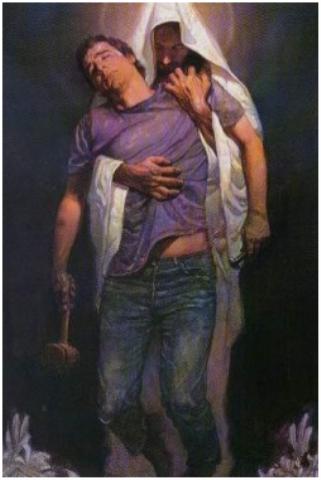 Jeesus kantaa